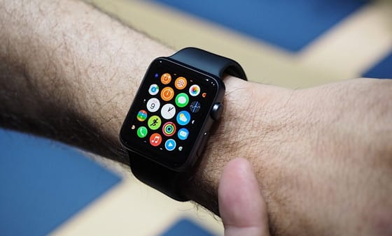 Gambar Apple Watch Sport