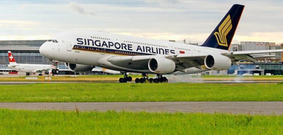Airlines in Singapore